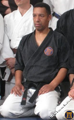 Patrick NICAR - 4e dan Japon