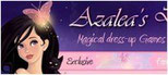 azalea dress up games online gioco vestiti doll