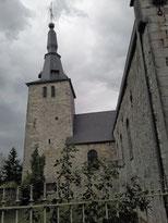 Kirche St. Martin, in Clavier Les Avins