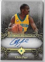 CHRIS PAUL / Ultimate Signatures - No. US-CP