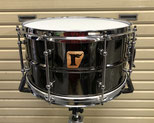 "Custom. Black Plated Brass / 13""x7"" SD"