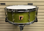 "Custom. Vintage Maple / 14""x5.5"" SD (YG)"