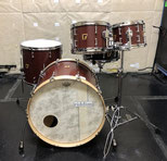 "Custom. Maple 10ply / 22""x17"" BD , Maple 8ply / 10""x7.5"" , 12""x8"" TT , 16""x15"" FT (WR)"