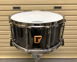 "Custom. Black Nickel Brass / 14""x6.5"""