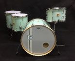"Custom . Vintage Maple / 22""x15"" , 12""x8"" , 14""x13"" , 16""x15"" (RSG)"