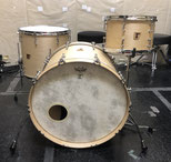 "Custom. Maple 8ply / 22""x15"" BD , 12""x8"" TT , 16""x15"" FT (NMP)"