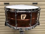 """#18. Bronze Plated Brass / 14""""x6.5"""" SD"""