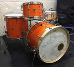 "Custom . Maple 8ply / 22""x15"" BD , 12""x8""TT , 16""x15"" FT (OM)"