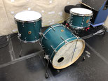 "Custom. Maple 8ply / 22""x15"" BD , 12""x8"" TT , 16""x15"" FT (DTQ)"