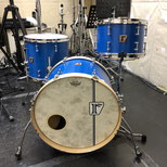 "Custom. Maple 8ply / 20""x14"" BD , 12""x8"" TT , 14""x13"" FT (RB)"