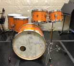 "Custom. Maple 10ply / 22""x17"" BD , Maple 8ply / 10""x7.5"" , 12""x8"" TT , 14""x13"" , 16""x15"" FT (VO)"
