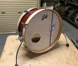 "Custom. Maple 8ply / 18""x6"" BD (WR)"