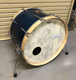 "Custom. Maple 8ply / 22""x15"" BD (MNB)"