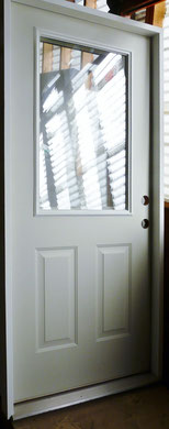 Prehung fiberglass Door Photo