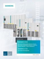SIEMENS - SINAMICS S120 Chassis Format Converter Units Cabinet Modules - SINAMICS S150 Converter Cabinet Units - Catalog - D 21.3 - Edition 2017 - PDF Update 11/2017 © Siemens AG 2019, All rights reserved