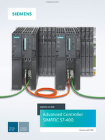 SIEMENS - SIMATIC S7-400 Advanced Controller - Katalog ST 400 - Ausgabe Mai 2017 © Siemens AG 2019, All rights reserved