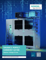 SIEMENS - SINAMICS PERFECT HARMONY GH180 - Medium Voltage Drives - Catalog D 17 - Global Edition 2018 © Siemens AG 2020, All rights reserved