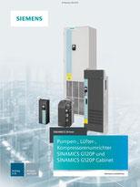 SINAMICS Drives Pumpen-, Lüfter-, Kompressorenumrichter SINAMICS G120P und SINAMICS G120P Cabinet Katalog D 35 © Siemens AG 2020, Alle Rechte vorbehalten
