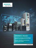 SINAMICS Niederspannungsumrichter Katalog 2018 © Siemens AG 2019, Alle Rechte vorbehalten