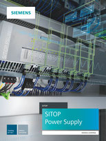 SIEMENS - SITOP - Power Supply - Catalog KT 10.1 - Edition 2017/2018 © Siemens AG 2019, All rights reserved