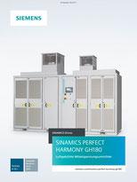 SINAMICS PERFECT HARMONY GH180 Luftgekühlte Mittelspannungsumrichter Katalog D 15.1 © Siemens AG 2020, Alle Rechte vorbehalten