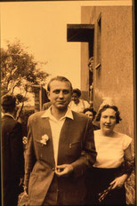 1957  Gerhhard Lingnau u. Maria Brands