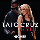 Higher (Taio Cruz feat. Kylie Minogue, Single, 26.11.2010)