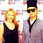 We Are One (Verbal feat. Kylie Minogue, Charity Single, 24.4.2011)