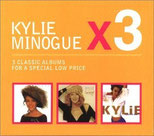 Kylie Minogue x3 (Box Set, 2000)