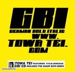 GBI (German Bold Italic) (Towa Tei feat. Kylie Minogue, EU Release, 19.10.1998)