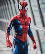 Anniversaire Spiderman à domicile