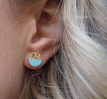 Stud Earrings Cork   €15