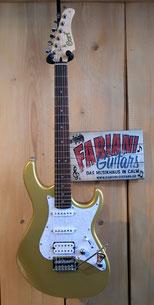 Cort G 250 CGM E-Gitarre Gold Metallic, Elektrische Gitarre Farbe: Gold Metallica, Musikhaus Fabiani Guitars Calw, Tübingen, Horb, Haiterbach, Nagold, Herrenberg, Sindelfingen,  Weil der Stadt