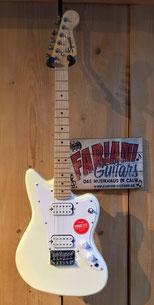 Fender Squier Jazzmaster Mini HH - E-Gitarre, Musik Fabiani Guitars 75365 Calw, Pforzheim, Weil der Stadt, Rennwagen, Nagold, Herrenberg, Tübingen, Freudenstadt