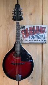 Stagg Mandoline M 30, Farbe: Redburst, Musicstore Music Fabiani Guitars 75365 Calw, Nagold, Bad Wildbad, Neuenburg, Calmbach, Höfen