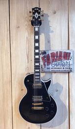FGN LP Neo Classic LS10, schwarz/black, LP E-Gitarre, Musikhaus 75365 Calw