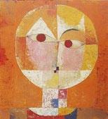 Paul Klee Männergesicht