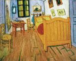 Vincent van Gogh Vincents Schlafzimmer