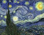 Vincent van Gogh Sternennacht