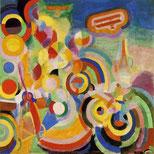 Robert Delaunay Bleriot
