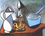 Pablo Picasso Stilleben