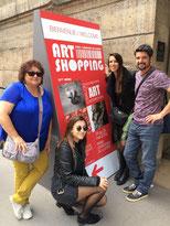 Kunstmesse im LOUVRE 24.-26-Mai 2019 mit Galeristin Mag Adriana Daly Peterova