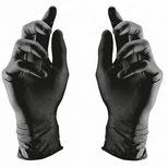 guantes de nitrilo desechables, guantes de nítralo, guantes desechables, guantes