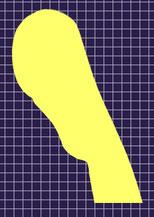 Hiiron オリジナルマウスピース3リム形状