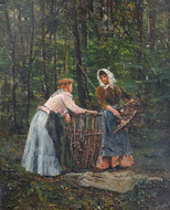 Josef Gisela (1851 - 1899) Limit: 3.000 €| Zuschlag: 11.250 €
