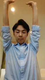 頚椎ヘルニアに悩む奈良県葛城市の女性