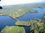 Lac de Marcillac La Croisille 230 hectares