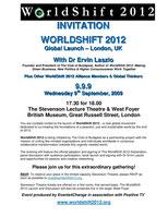 Worldshift Invitation