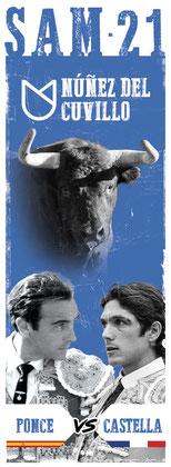 Toros de Nuñez del Cuvillo pour Enrique Ponce et Sébastien Castella