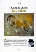 Equus Les chevaux, Avril 2007